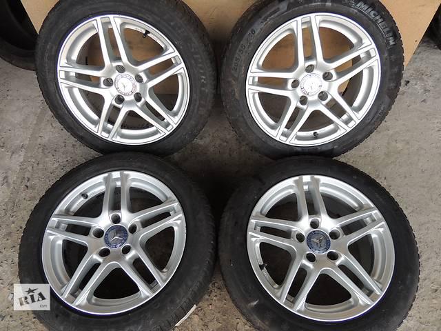 Б/у диск Mercedes R16 5x112 7.5 j et42 Vito E C Viano 639 Audi Q5 Q3 Skoda VW- объявление о продаже  в Львове