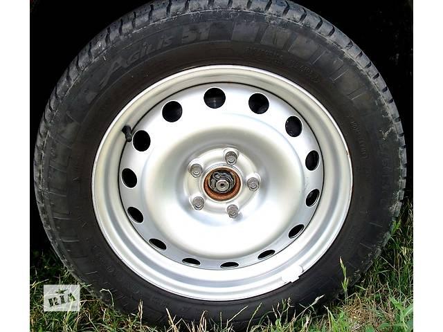 купить бу Б/у диск R15,16 Фиат Фіат Скудо Fiat Scudo III 1,6 2,0 с 2007- в Ровно
