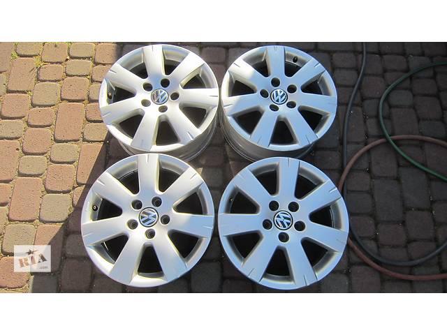 купить бу Б/у диск R16 для Volkswagen Passat,Caddy,Touran,Sharan в Бродах (Львовской обл.)