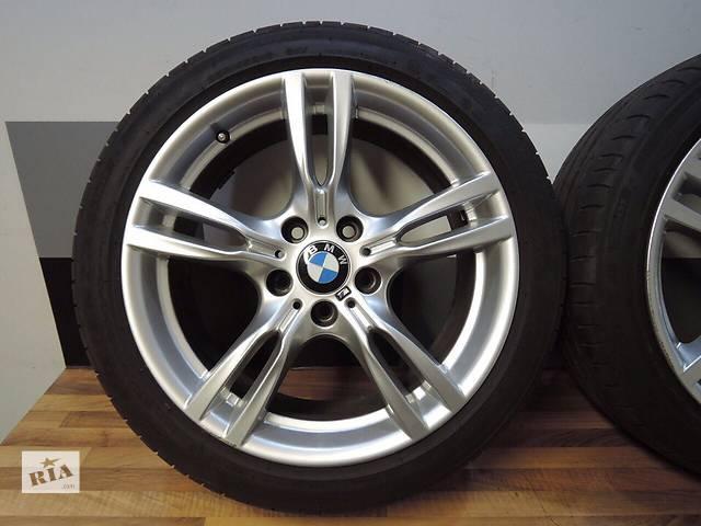 Б/у диск с шиной для BMW F- объявление о продаже  в Ужгороде