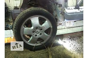 б/у диски с шинами Mercedes A 160
