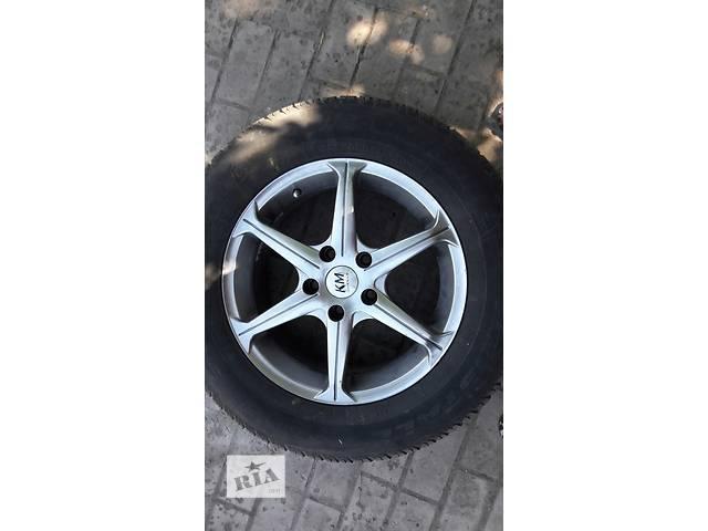 Б/у диск с шиной для кроссовера Hyundai Tucson- объявление о продаже  в Днепре (Днепропетровск)