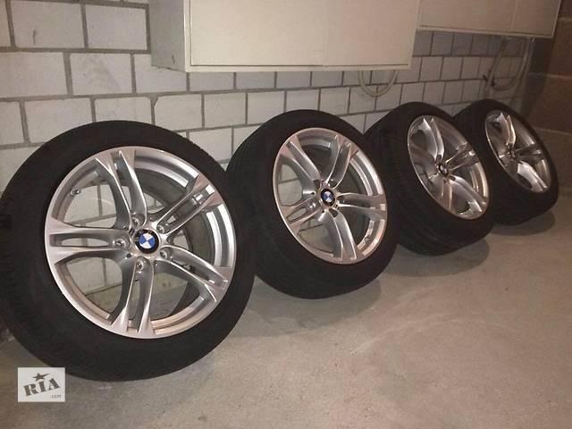 купить бу Б/у диск с шиной для легкового авто BMW 5 Series 613m в Ужгороде