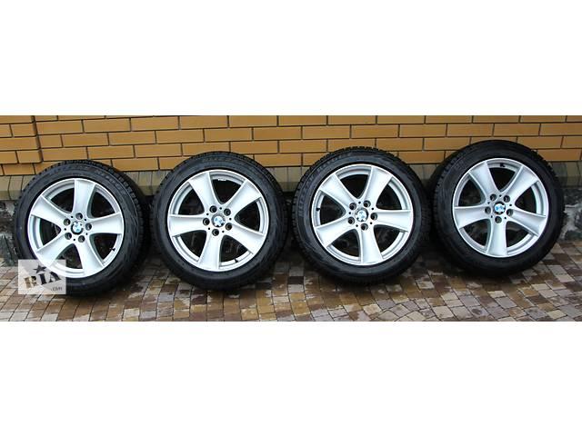 Б/у диск с шиной для легкового авто BMW- объявление о продаже  в Черкассах