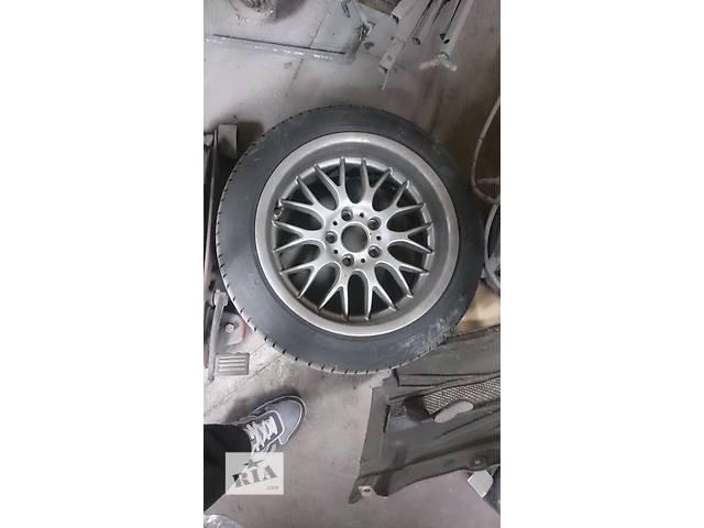 бу Б/у диск с шиной для легкового авто BMW в Киеве