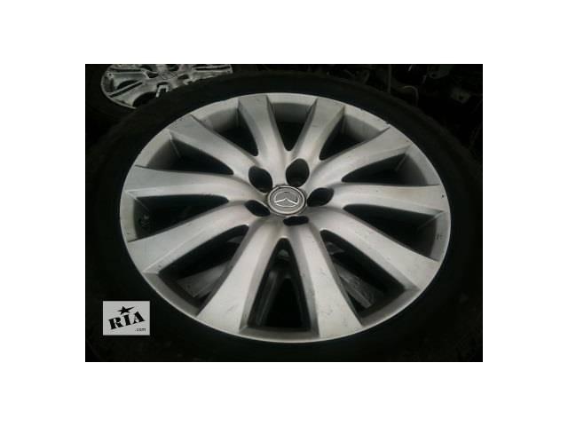 Б/у диск с шиной для легкового авто Mazda CX-9- объявление о продаже  в Ровно