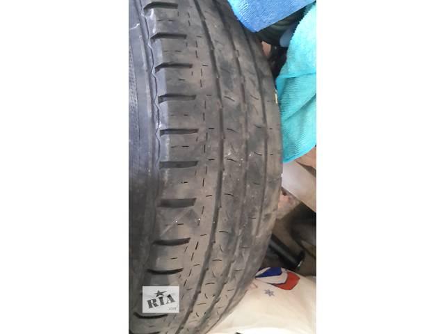 Б/у диск с шиной для легкового авто Mercedes Vito- объявление о продаже  в Кропивницком (Кировоград)