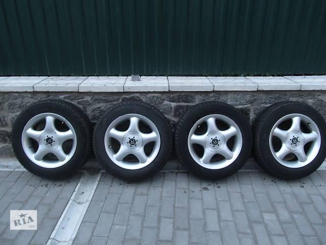купить бу Б/у диск с шиной для легкового авто Mitsubishi Galant в Малине (Житомирской обл.)