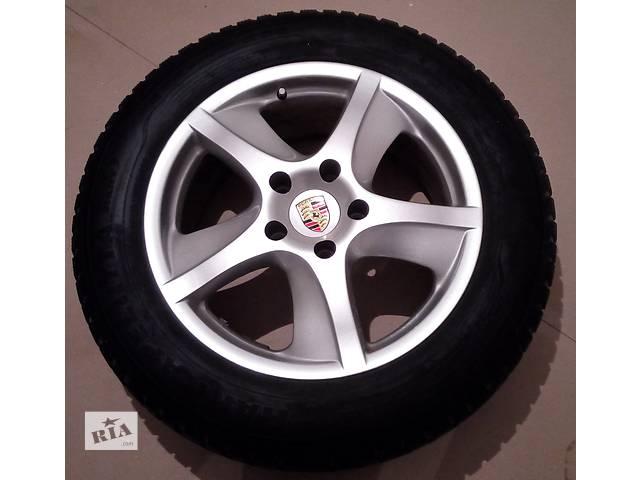 Б/у диск с шиной для легкового авто Porsche- объявление о продаже  в Ивано-Франковске