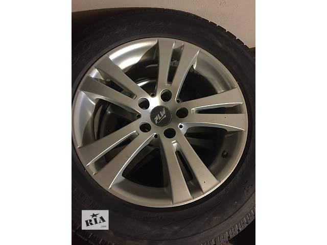 Б/у диски с шиной 4шт для легкового авто Toyota Rav 4 225/65 R17- объявление о продаже  в Луцке