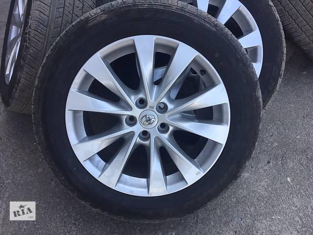 Б/у диск с шиной для легкового авто Toyota Venza- объявление о продаже  в Ровно