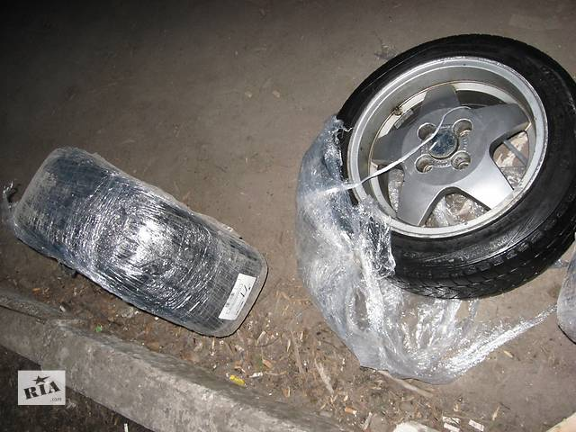 Б/у диск с шиной для легкового авто- объявление о продаже  в Днепре (Днепропетровск)