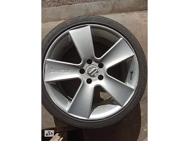 купить бу Б/у диски з гумою для Mercedes R18 5/112 в Миколаєві