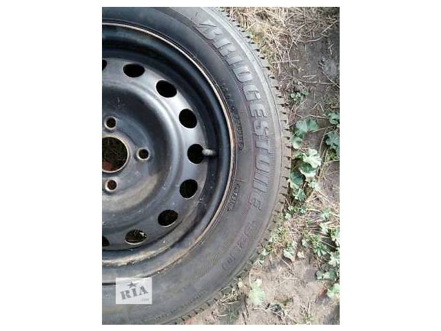 Б/у диск с шиной для седана Hyundai Accent- объявление о продаже  в Черкассах