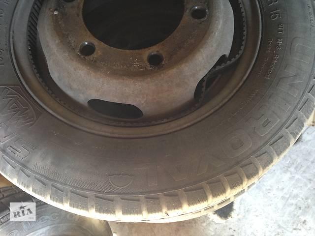 Б/у диск з шиною для автобуса Mercedes Sprinter- объявление о продаже  в Костополе