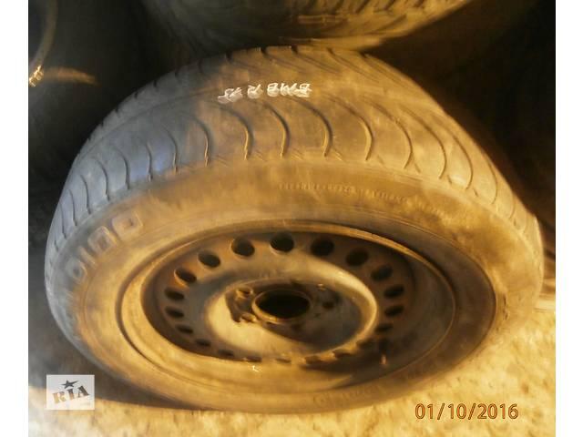 продам Б/у диск з шиною для седана BMW 524 бу в Львове