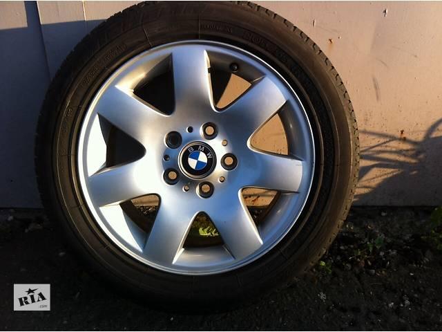 продам Для Рено Трафік, Т4 б/у диски 5 *118 з новими шинами Bridgestone  215/65 R16 бу в Хмельницком