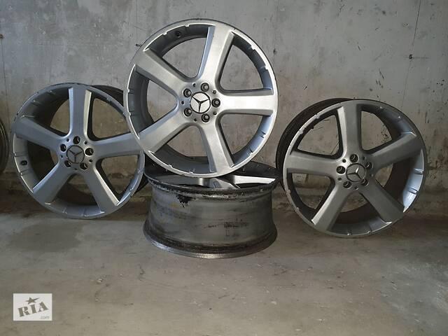 продам Б/у диски для Mercedes GL 450 бу в Днепре (Днепропетровск)