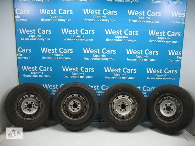 Б / У Диск R15 с шиной 225/70 Jumper 2006 - 1610620180. Лучшая цена!- объявление о продаже  в Луцке