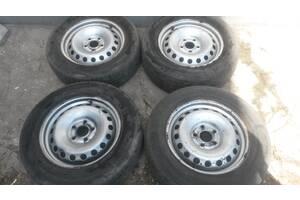 Б/у Диски Renault Kangoo 2008- . 403006350R, F 51560027, 8200454978, 403009914R.