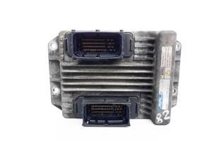 Б/у ЕБУ блок управления двигателем для Opel Meriva