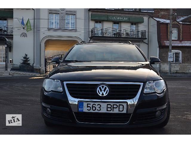 купить бу Б/у эмблема Volkswagen Passat B6 2005-2010 1.4 1.6 1.8 1.9d 2.0 2.0d 3.2 ИДЕАЛ ГАРАНТИЯ!!! в Львове