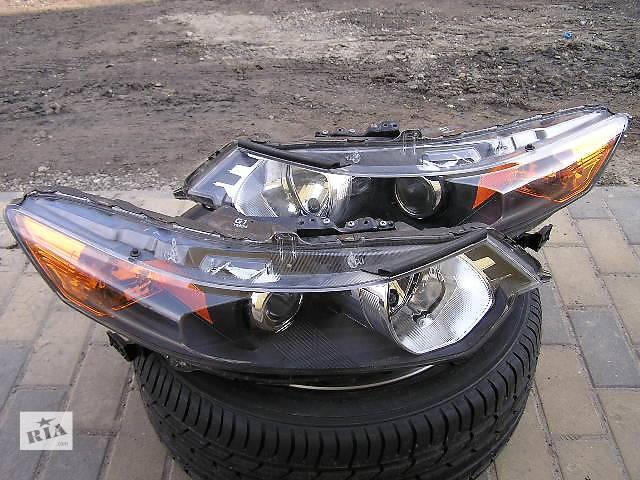 купить бу Б/у фара для легкового авто Honda Accord в Ровно