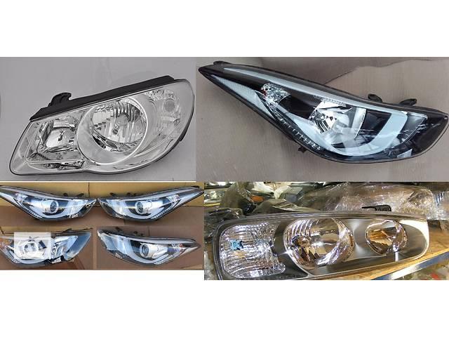 продам Б/у фара для легкового авто Hyundai Elantra бу в Львове