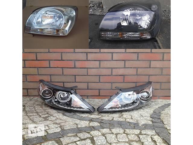 Б/у фара для легкового авто Kia Sportage- объявление о продаже  в Львове
