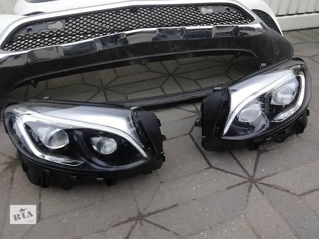 продам Б/у фара для легкового авто Mercedes GLC-Class w253 бу в Львове