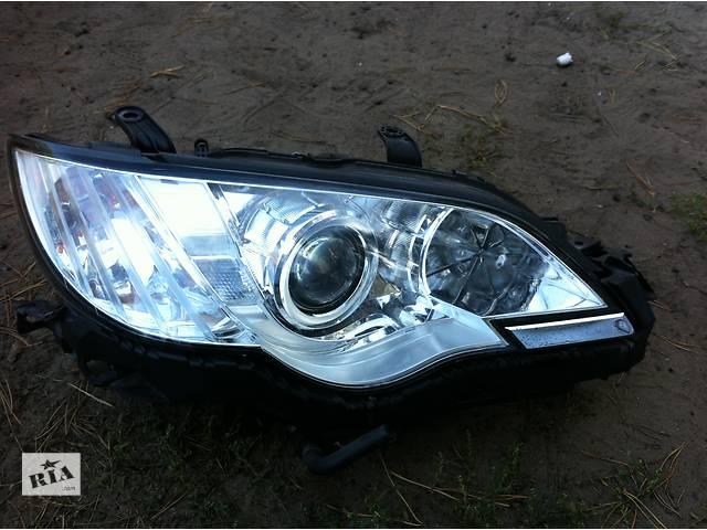 купить бу Б/у фара для легкового авто Subaru Legacy в Ровно