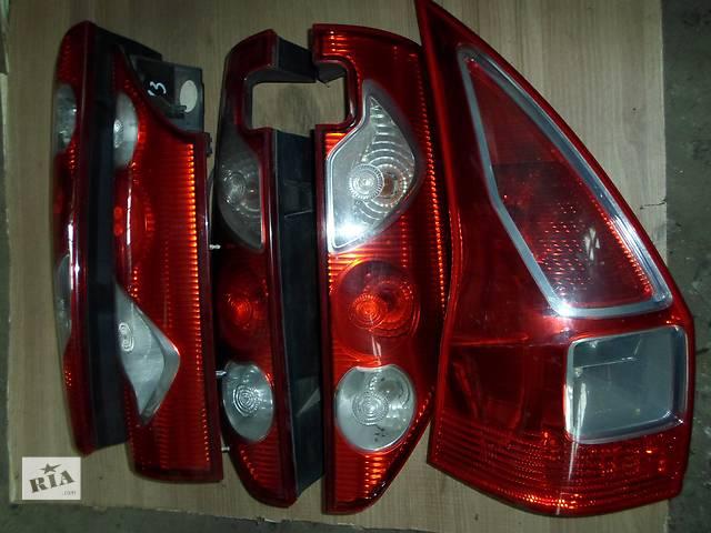 бу Б/у Фара задняя Фонарь Стоп Renault Kangoo Кенго 1,5 DCI К9К B802, N764 2008-2012 в Луцке