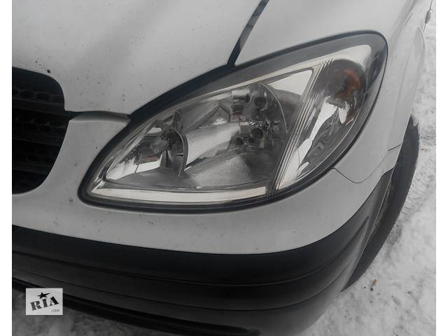 купить бу Б/у фара Mercedes Vito (Viano) Мерседес Вито (Виано) V639 (109, 111, 115, 120) в Ровно
