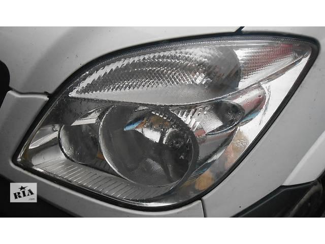 купить бу Б/у фара правая, левая Mercedes Sprinter 906 903 ( 2.2 3.0 CDi) 215, 313, 315, 415, 218, 318 (2000-12р) в Ровно