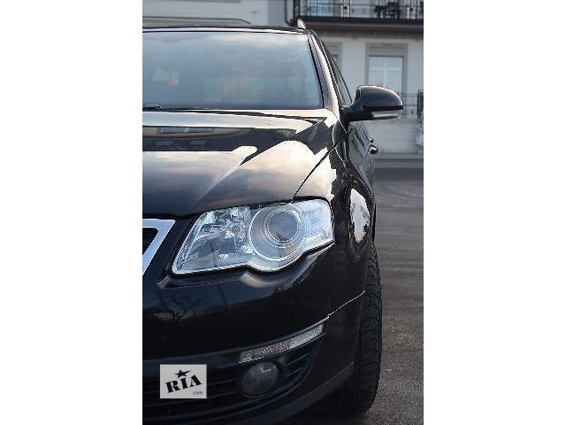 бу Б/у Фара Volkswagen Passat B6 2005-2010 1.4 1.6 1.8 1.9 d 2.0 2.0 d 3.2 ИДЕАЛ ГАРАНТИЯ!!! в Львове