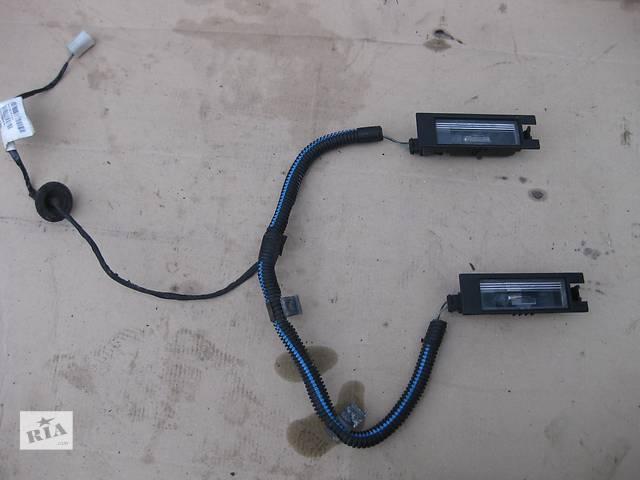 продам Б/у фонарь подсветки номера для легкового авто Opel Vectra C бу в Львове