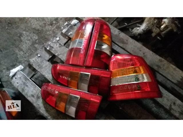 Б/у фонарь стоп для легкового авто Opel Astra G- объявление о продаже  в Бучаче