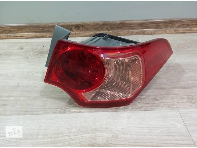 продам Б/у фонарь стоп для седана Honda Accord CU 2011 2012 2013 бу в Одессе
