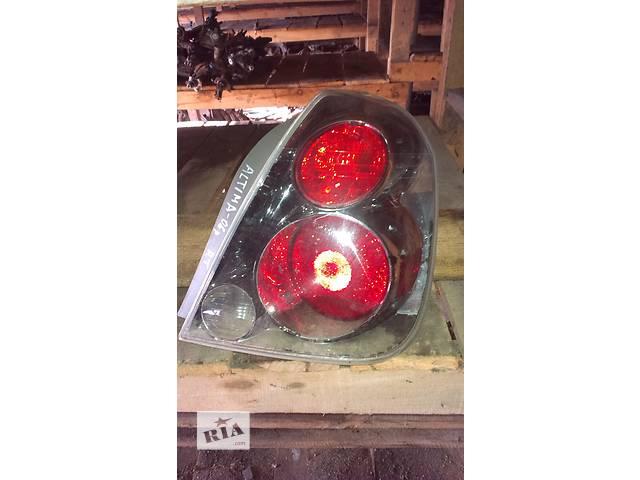 купить бу Б/у фонарь стоп для седана Nissan Altima в Луцке
