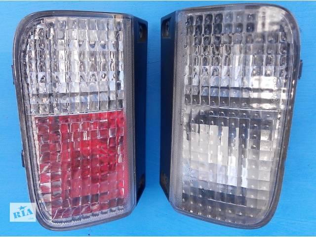 купить бу Б/у фонарь заднего хода Renault Trafic 1.9, 2.0, 2.5 Рено Трафик (Vivaro, Виваро) 2001-2009гг в Ровно