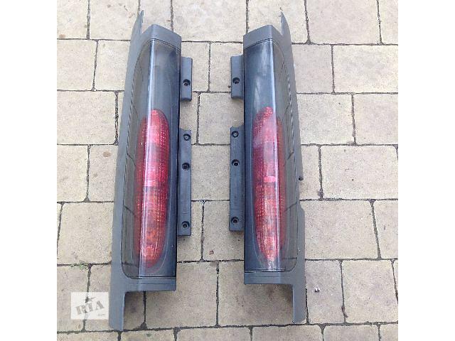 купить бу Б/у фонарь задний для грузовика Opel Vivaro 2006 в Дубно (Ровенской обл.)