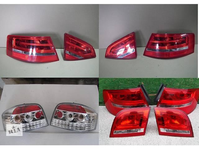 продам Б/у фонарь задний для легкового авто Audi A3 8p 03-12 бу в Львове
