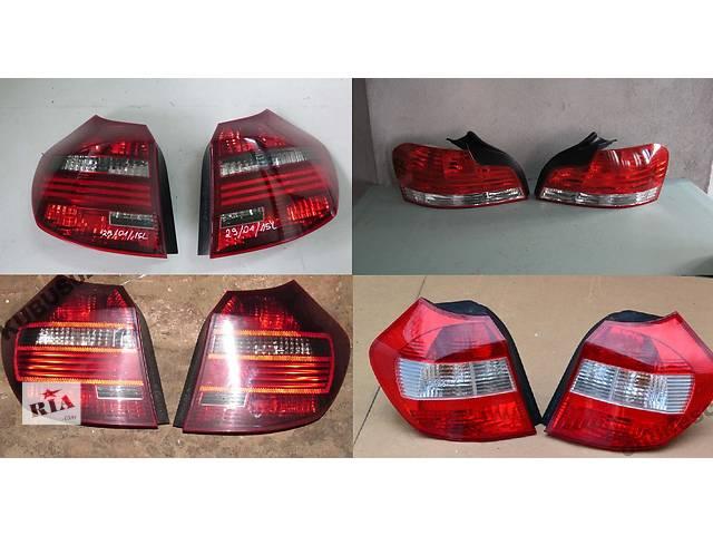 купить бу Б/у фонарь задний для легкового авто BMW 1 Series e87 e88 e81 e82 в Львове