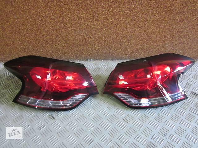 продам Б/у фонарь задний для легкового авто Citroen DS4 бу в Львове