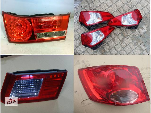 бу Б/у фонарь задний для легкового авто Honda Accord viii в Львове