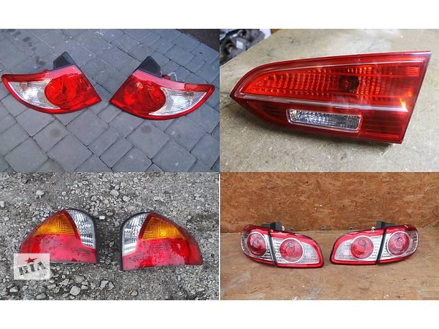 Б/у фонарь задний для легкового авто Hyundai Santa FE- объявление о продаже  в Львове