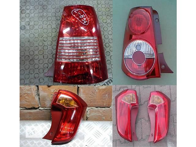 купить бу Б/у фонарь задний для легкового авто Kia Picanto в Львове