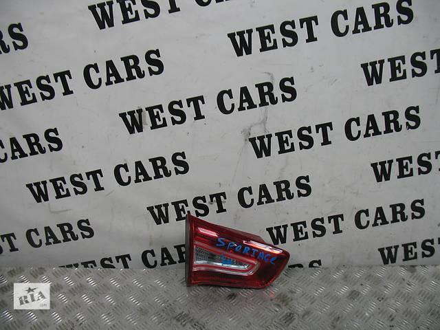 купить бу Б/у фонарь задний для легкового авто Kia Sportage 2011 в Луцке