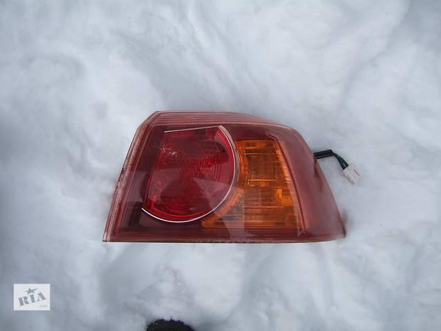 продам Б/у фонарь задний для легкового авто Mitsubishi Lancer Evolution бу в Ровно