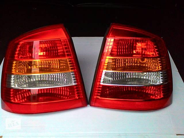 купить бу Б/у фонарь задний для легкового авто Opel Astra G в Львове